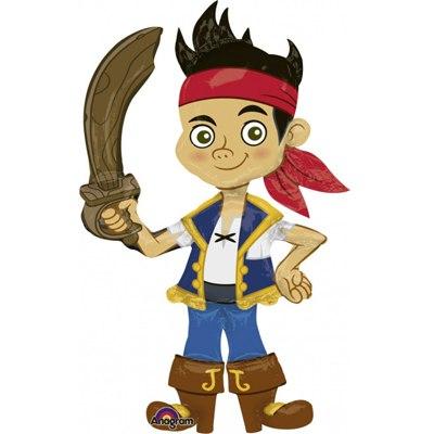 Ходячая фигура пират Джейк (112 см)